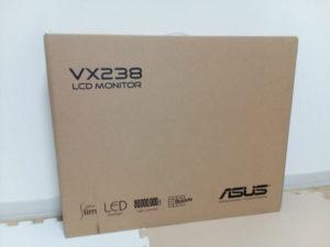 PS4用にゲーミングモニター「VX238h」を購入したので徹底的に開封レビュー!!