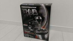 ハンコン用シフト Thrustmaster「TH8A」を1ヶ月使った感想