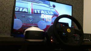 PSVR史上最高のレースゲームDiRT Rally-VR Update Editionを試す!