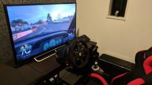 Forza Horizon4をハンコンでプレイし続ける為の設定