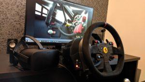 「Assetto Corsa Competizione」私なりの快適なVR設定環境