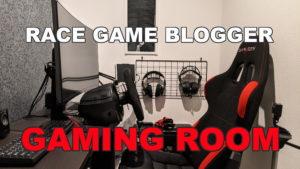 狭くてもあきらめないレースゲームブロガーの部屋紹介
